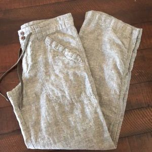 Patagonia Hemp/Cotton Wide Leg Pant